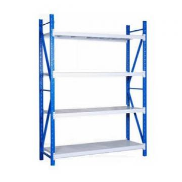 powder coated industrial longspan steel shelving used