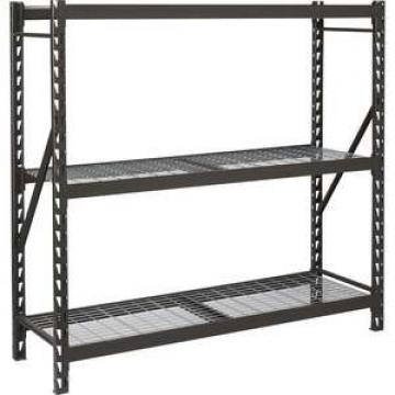 Heavy duty metal 5 tier adjustable steel storage garage shelving
