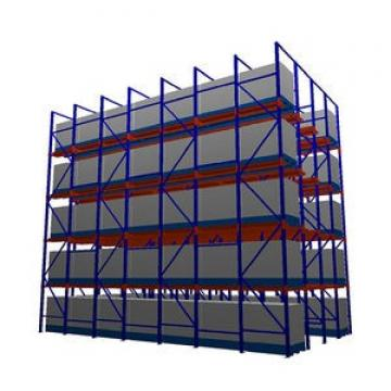 Gondola metal shelving rack for candy shop