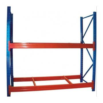 industrial heavy duty metal shelving with steel board or plywood board