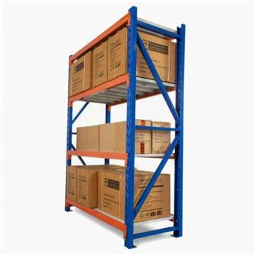 Carrefour Supermarket Style Heavy Duty Detachable Rack Shelving Dislapy Shelves for Stores