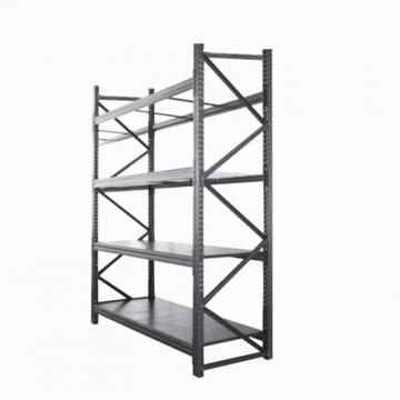 Top Quality Mobile Rolling Trolley with Plastic Shelves