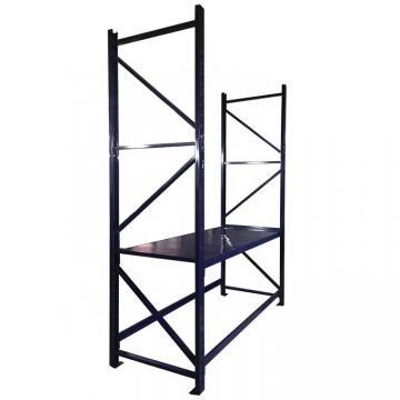 Heavy duty pallets racking beams shelving