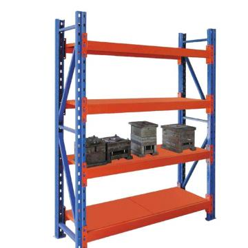 Customized new fashion industrial metal shelving rack storage warehouse rack