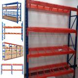 Reefer Metal Steel Pallet Racking Adjustable Storage Solutions Metal Industrial Shelf