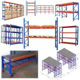 Metal Shelf Steel Platform Warehouse Racking Mezzanine