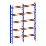 Racking Safety Support Small Grid Size Wire Mesh Decking