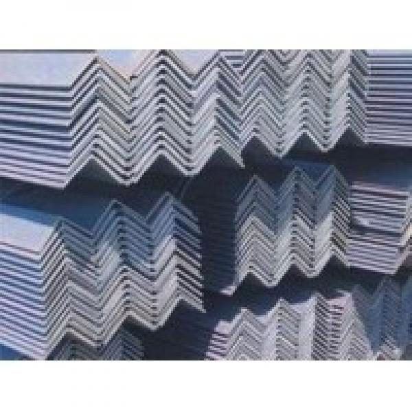 China factory price ASTM A36 mild steel galvanized angle bar/steel #3 image