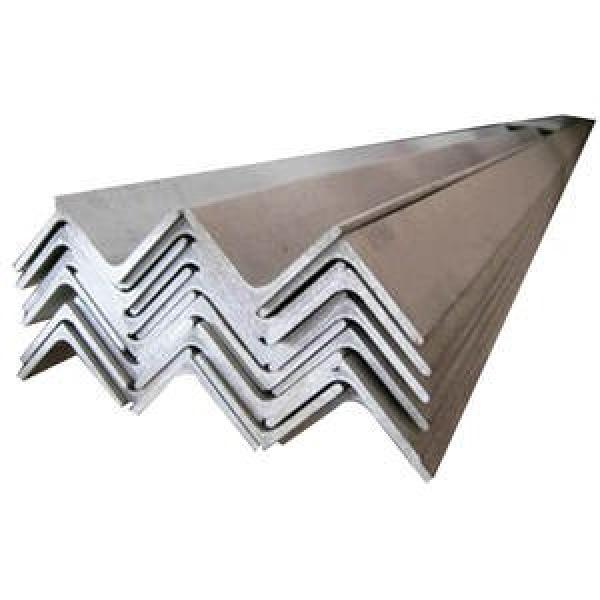 China factory price ASTM A36 mild steel galvanized angle bar/steel #1 image