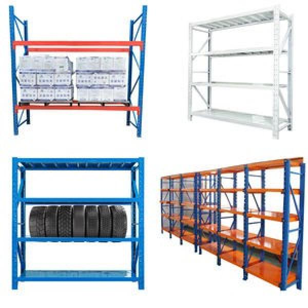 Heavy Duty Rack Shelving System Industrial Warehouse Storage Shelves Pallet Racking #1 image