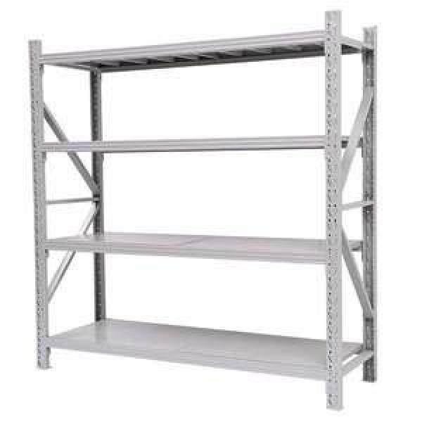 Light duty shelving/Steel angle storage shelf (Factory directly selling) #2 image