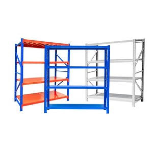 high quality industrial warehouse stacking folding metal commercial tire rack #1 image
