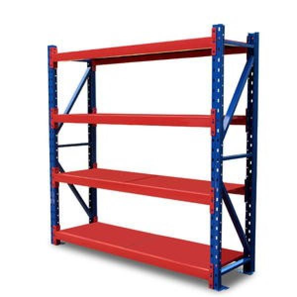LIJIN Light Medium Duty Racking System for Commercial and Industrial Warehouse Storage #3 image