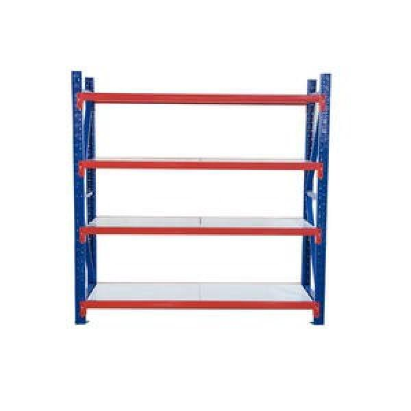 LIJIN Light Medium Duty Racking System for Commercial and Industrial Warehouse Storage #2 image