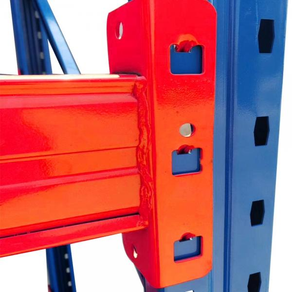 Roller Cabinet with Tool Hanging Plate Movable Industrial Utility Rack #1 image