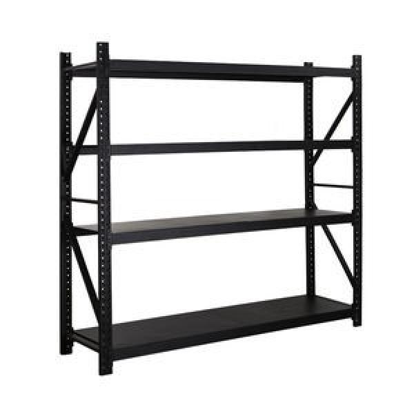 Light duty shelving/Steel angle storage shelf (Factory directly selling) #1 image