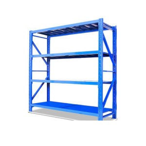 Customized new fashion industrial metal shelving rack storage warehouse rack #3 image