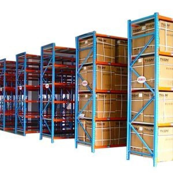 Customized Metal warehouse storage stainless steel shelving #3 image