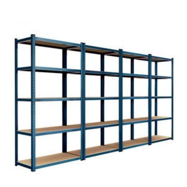 high quality Heavy duty shelving for warehouse Stackable Metal Storage Racks #2 image