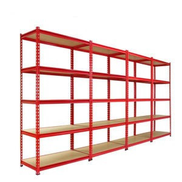 high quality Heavy duty shelving for warehouse Stackable Metal Storage Racks #3 image
