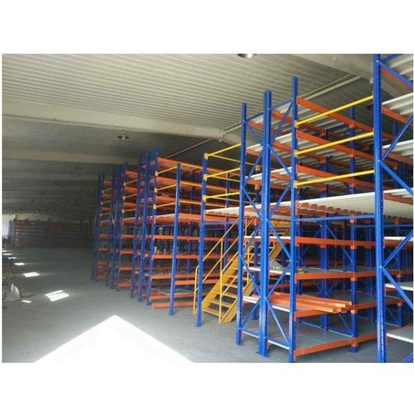 chrome Commercial 6 Tier Steel Wire Shelving Rack with wheels #3 image