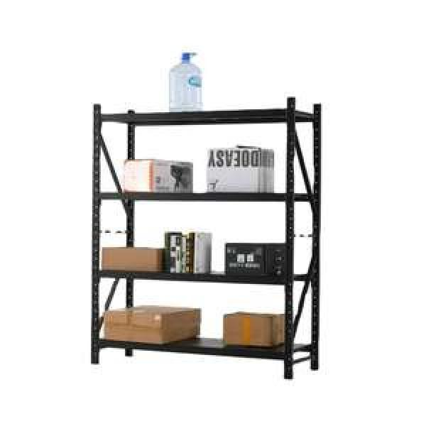 China cold storage warehouse ceiling pallet shelving steel rack #1 image