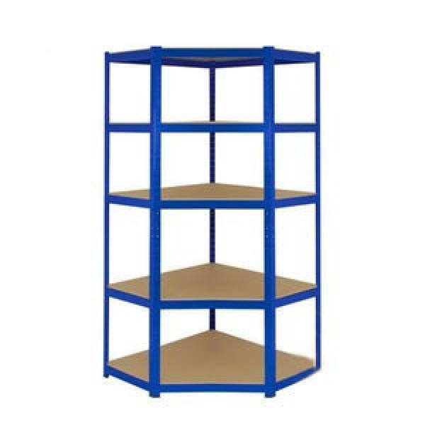 Heavy duty metal steel rack garage home storage 4 shelves shelf shelving unit #3 image