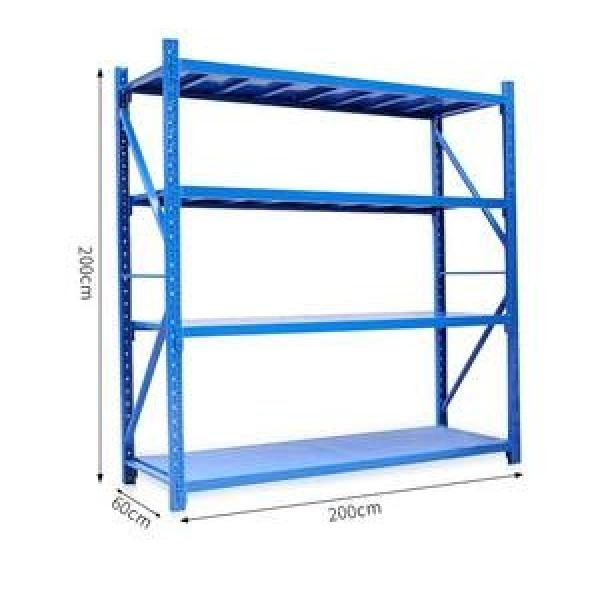 LIJIN Light Medium Duty Racking System for Commercial and Industrial Warehouse Storage #1 image