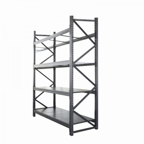 Warehouse Fabric Storage Racking Steel Shelves for Fabric Rolls #1 image
