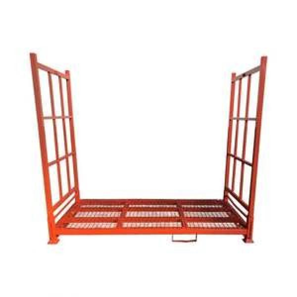 Heavy Duty High Quality Industrial Standard Steel Pallets Industry Steel Pallets Racking System For Heavy Goods #1 image