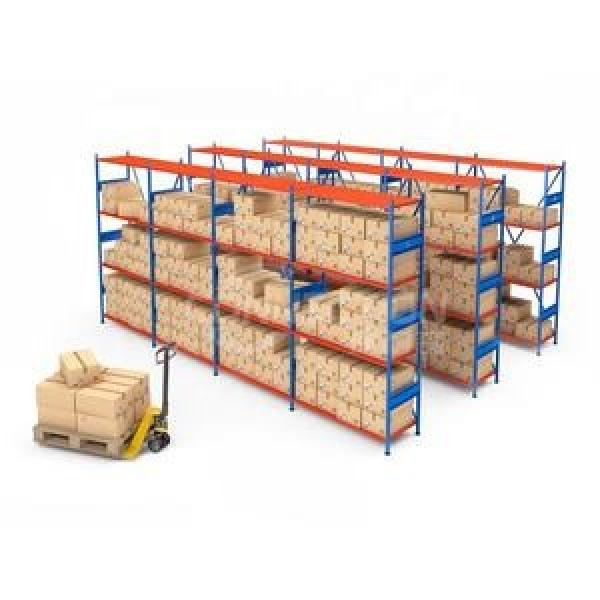 Warehouse Commercial Racking Selective Mesh Shelving Heavy Duty Pallet Racking System #1 image
