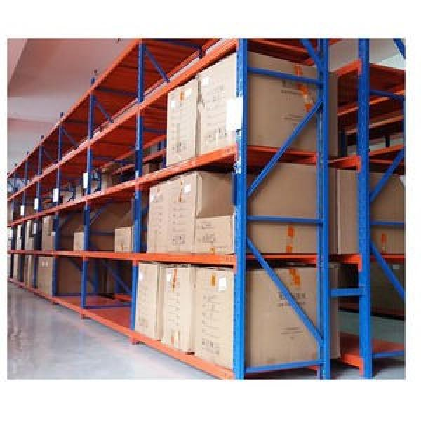 High quality powder coating stacking foldable china fabricated economical steel commercial rack for tires storage #2 image