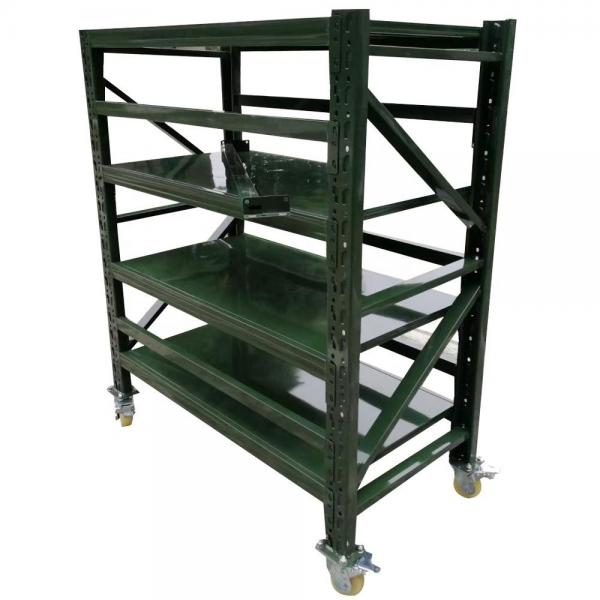 Long Span Metal Shelf for Industrial Warehouse Storage #1 image