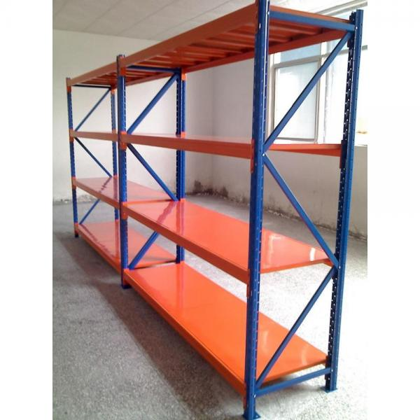 Long Span Metal Shelf for Industrial Warehouse Storage #3 image