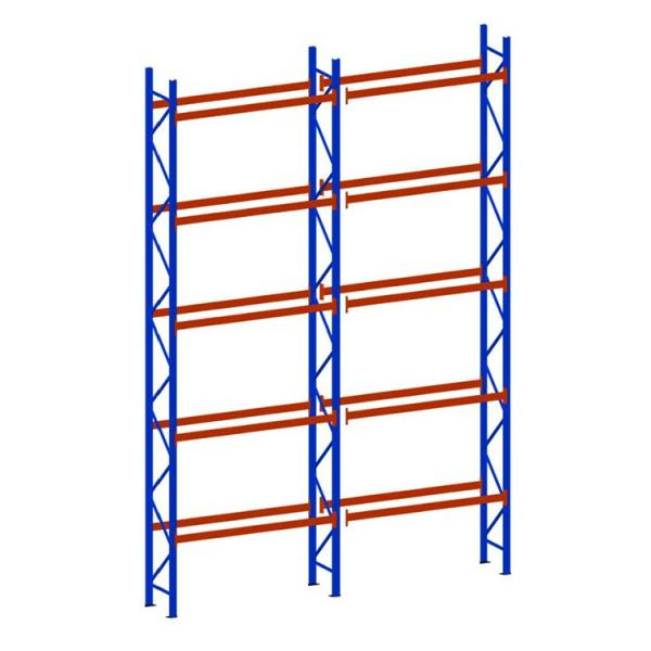 Long Span Metal Shelf for Industrial Warehouse Storage #2 image
