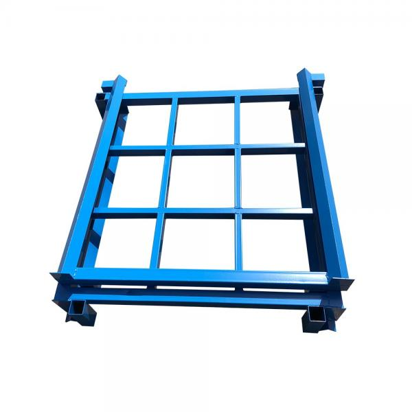 Uprights and beams/storage rack/warehouse rack roofing zinc forming machine roll for steel sheets metal former #2 image