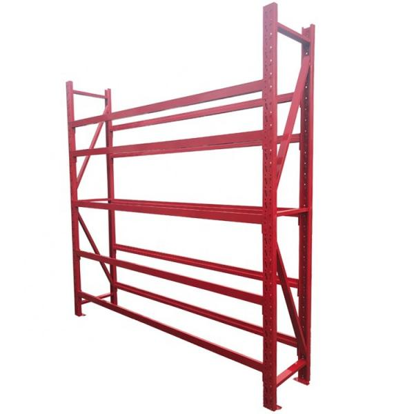 Cheap heavy duty warehouse racks second hand pallet racking for sale #3 image