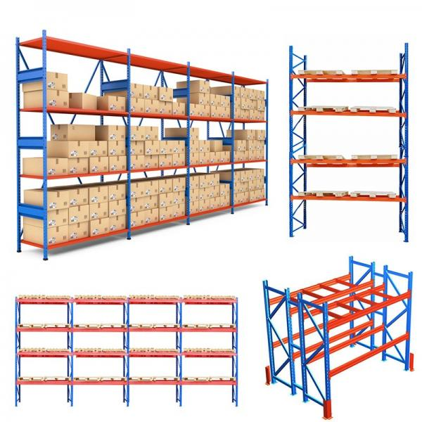 Heavy Duty Pallet Racks Make Pallet Selection Easy - Industrial Shelving Overhead Storage #2 image