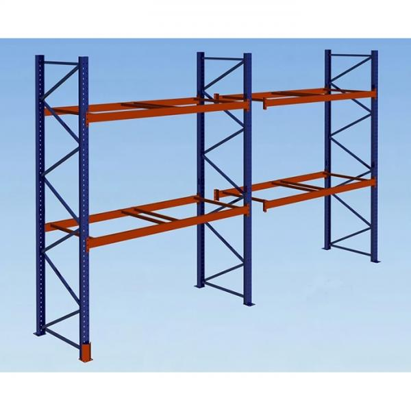 2017 High quality and factory price plate pipe iron storage pallet manufacturer steel warehouse rack #1 image