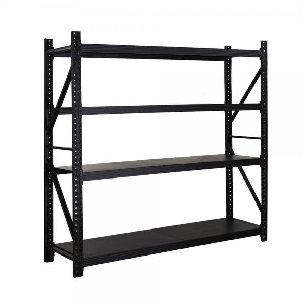 2017 High quality and factory price plate pipe iron storage pallet manufacturer steel warehouse rack #2 image