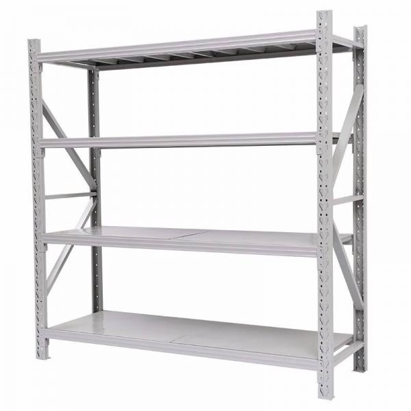 CE certificate heavy warehouse storage rack selective pallet racking warehouse vertical racking systems #3 image