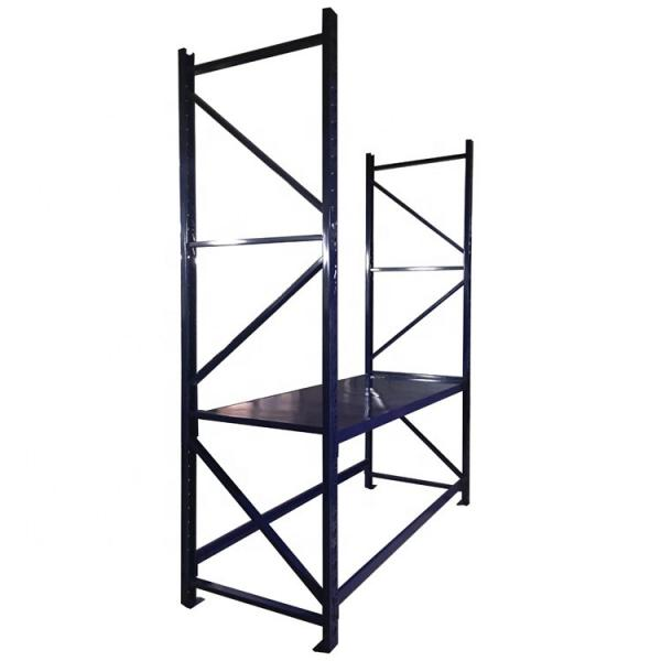 Cheap heavy duty warehouse racks second hand pallet racking for sale #2 image