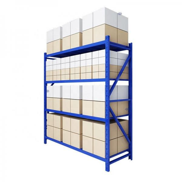 Customized cold rolled steel commercial pallet racking Shelves with good offer #2 image